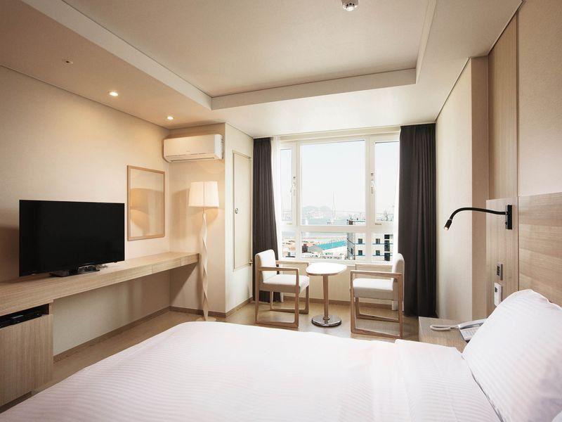 クラウンハーバーホテル釜山