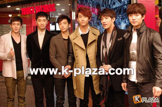 2PM来日写真11