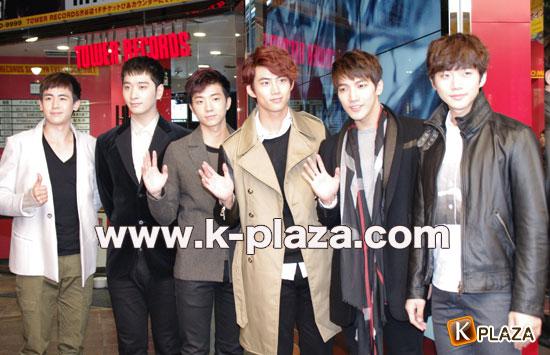 2PM来日写真9