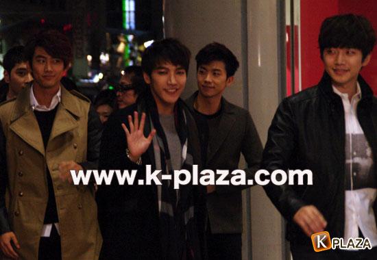 2PM来日写真3
