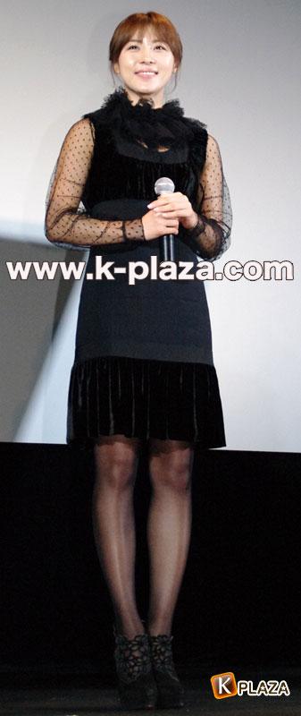 ハ・ジウォン舞台挨拶の写真11