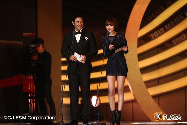 2012MAMA_2ndshow_Kimsungsoo&Kohjoonhee-(1)