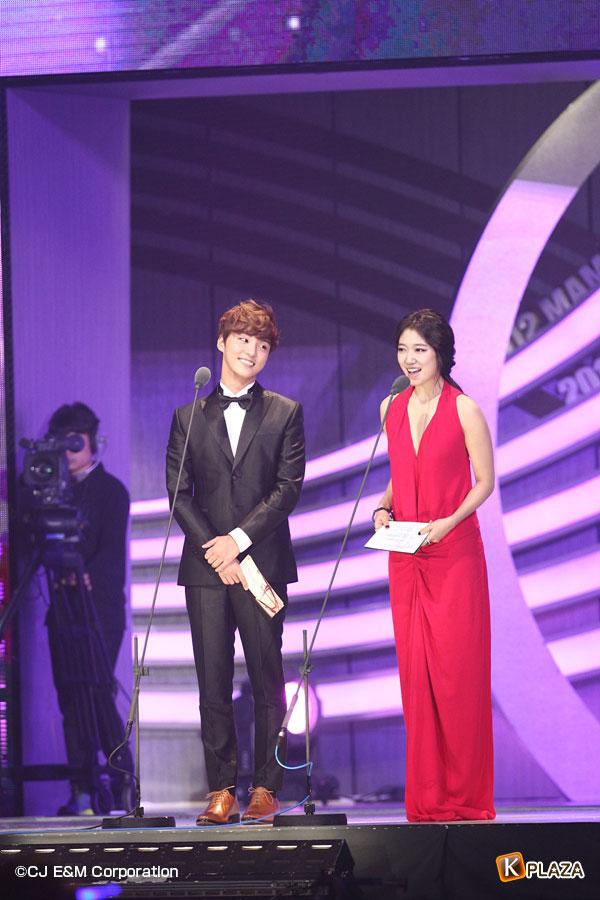 2012MAMA_3rdshow_Yunsiyun&Parkshinhye