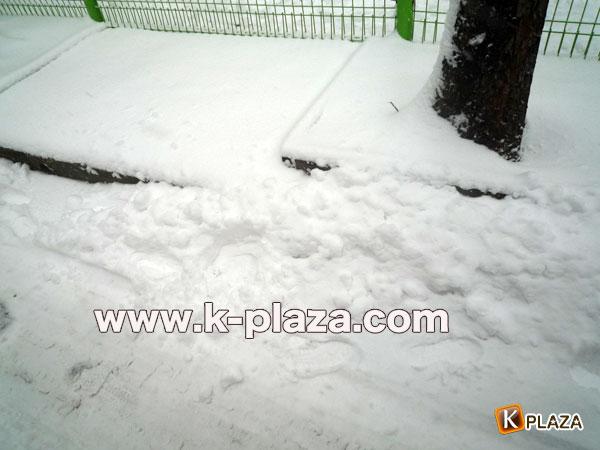 雪のソウルの写真5