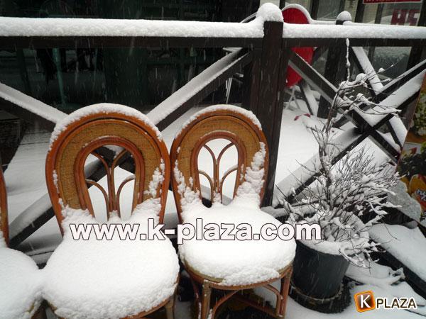 雪のソウルの写真7