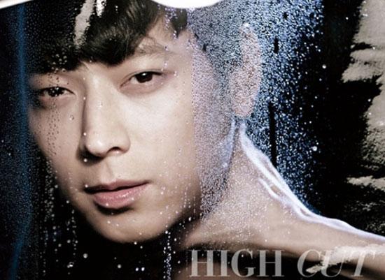 HIGH-CUT(ハイ・カット)-カン・ドンウォン2