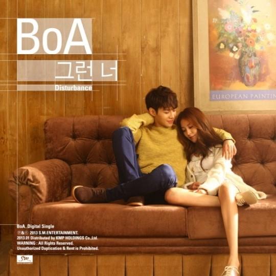 BoAの写真