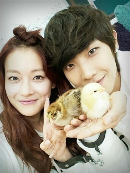 MBC「私たち結婚しました4」イ・ジュンの写真