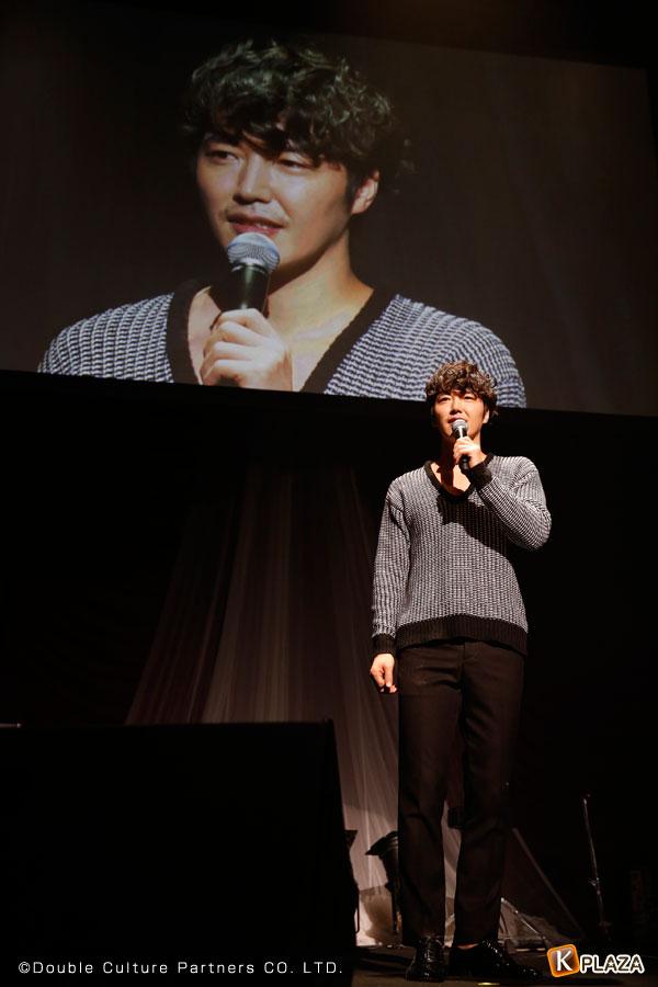 ユン・サンヒョンクリスマスライブの写真11