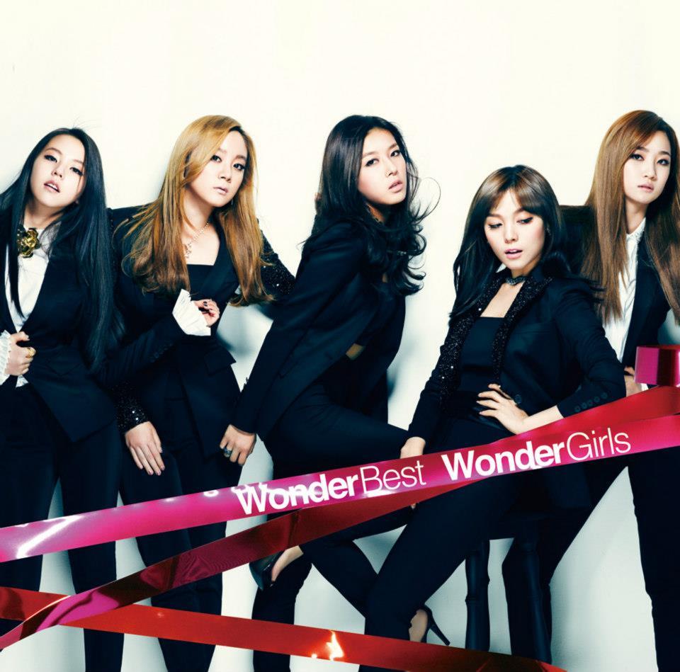 Wonder Girlsの写真