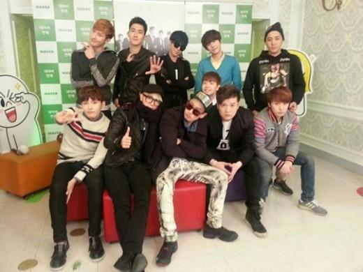 Super Juniorの写真