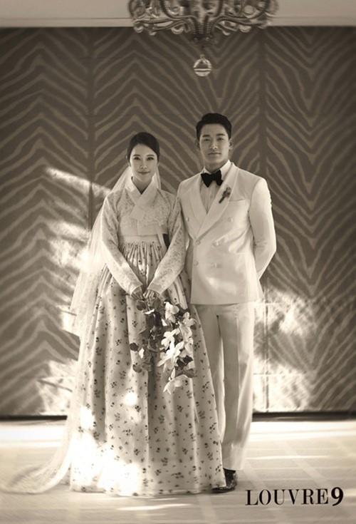 ペク・ジヨンとチョン・ソクウォンの写真