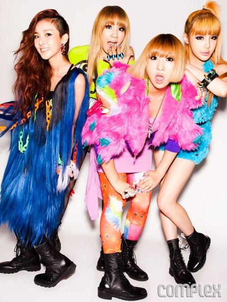 2NE1の写真