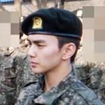 ユ・スンホ、軍職務変更、新兵教育隊の助教に!