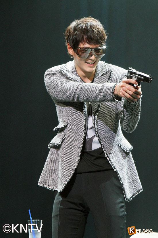 チュウォン銃写真