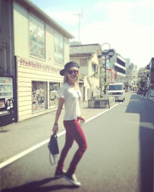 ヒョヨンの写真