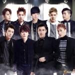 SUPER JUNIOR 日本1stアルバムがオリコンウィークリーチャート初登場2位!男性K-POPアーティストの1stアルバム最高初週売り上げを記録!