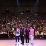 Leesangゲリ、北京で「ランニングマン」出演メンバーとの認証写真公開!