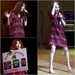女優ユン・ウネ、10月スタート新ドラマ「未来の選択」で熱唱ステージ披露!
