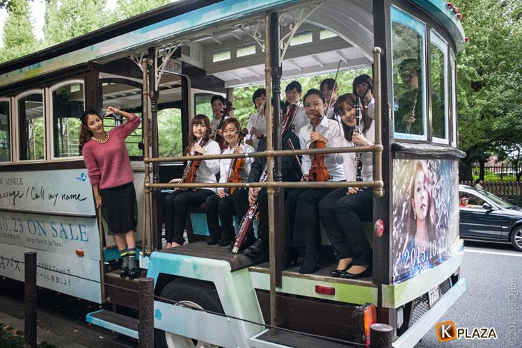 BOAのバス