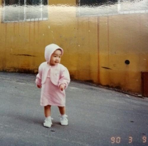 少女時代テヨンの写真