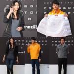 チョン・ジヒョン、イ・ソジン、ソ・イングク、アウトドアブラントのコンセプト展示会に出席!