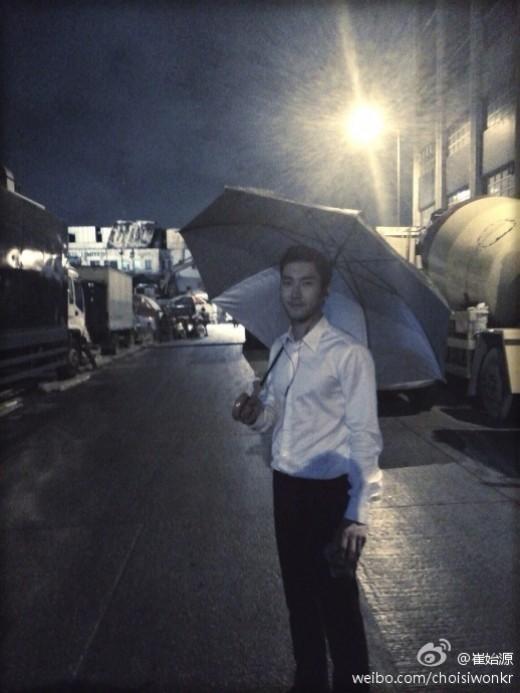 SUPER JUNIORシウォンの写真