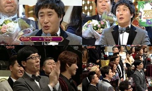 SBS芸能大賞の写真