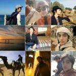 久しぶりの近況報告にファンの注目↑「花より男子」キム・ジュン、イスラエル旅行の写真公開!