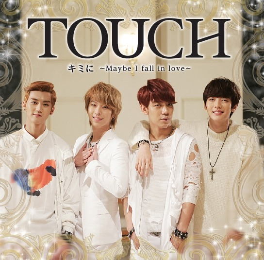 TOUCH初回盤