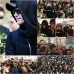 パク・シフ、北京空港にファン2千人殺到で中国公安が出動!
