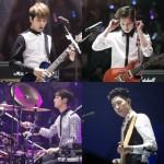 CNBLUE(シーエヌブルー)、全世界に向けてニューアルバム「Can't Stop」のライブ映像を公開!