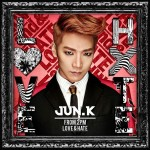 Jun. K (From 2PM)1st Solo Mini Album「LOVE & HATE」豪華コラボレーションアーティスト決定!!