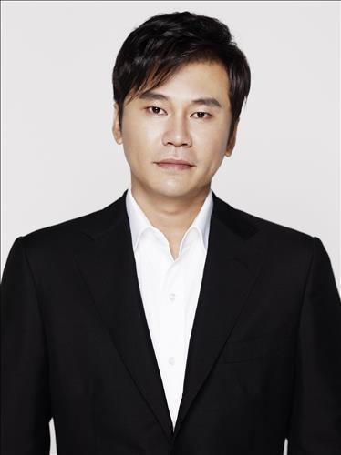 YGヤン・ヒョンシク代表の写真
