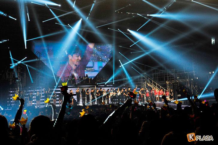 BIGBANGなどYGFamily