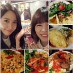 少女時代サニー&ユナ、梨泰院(イテウォン)のホン・ソクチョンのお店でデート!