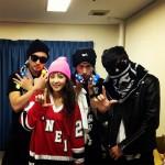 DARA&Epik High、YGファミリーの仲良しショット公開!「Epik High feat. DARA」4番目のメンバー!?