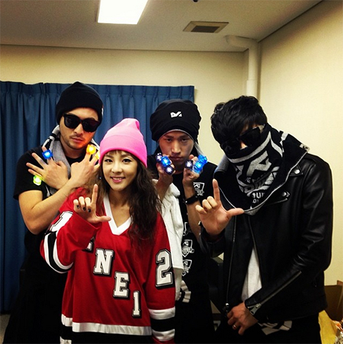 DARA&Epik Highの写真