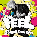 JUNHO (From 2PM) 2nd Solo Mini Album 「FEEL」7月9日発売決定!!