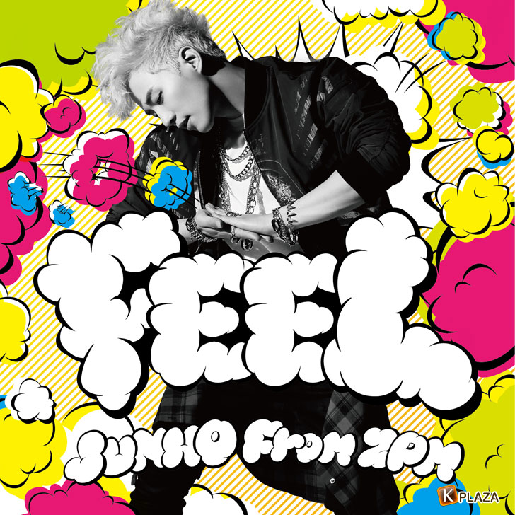 JUNHO-(From-2PM)-2nd-Solo-Mini-Album-「FEEL」