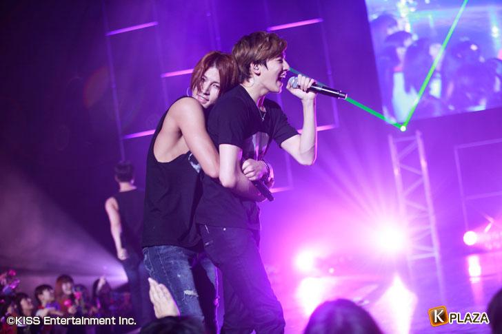 U-KISS夜公演オフィシャル写真4