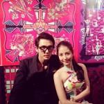 BoA(ボア)、イベント会場で撮った2AMイム・スロンとのツーショット写真公開!