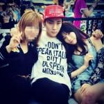 少女時代テヨン、SHINee(シャイニー)キーと肩を組んだ仲良しショット公開!くっつきすぎ!とファンからは悲鳴も?!