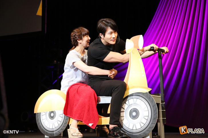 クォン・サンウバイク