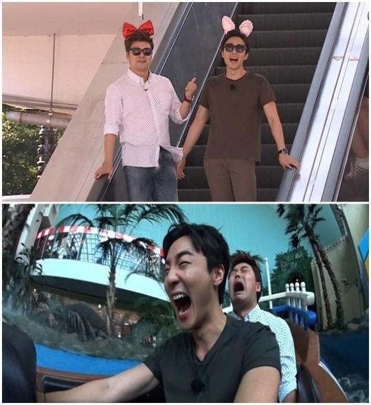 チョン・ヒョンム&ロイ・キムの写真
