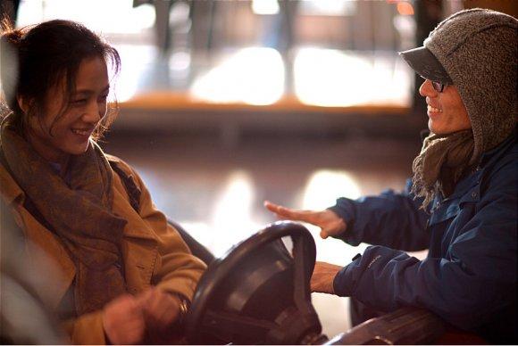 タン・ウェイ&キム・テヨンの写真