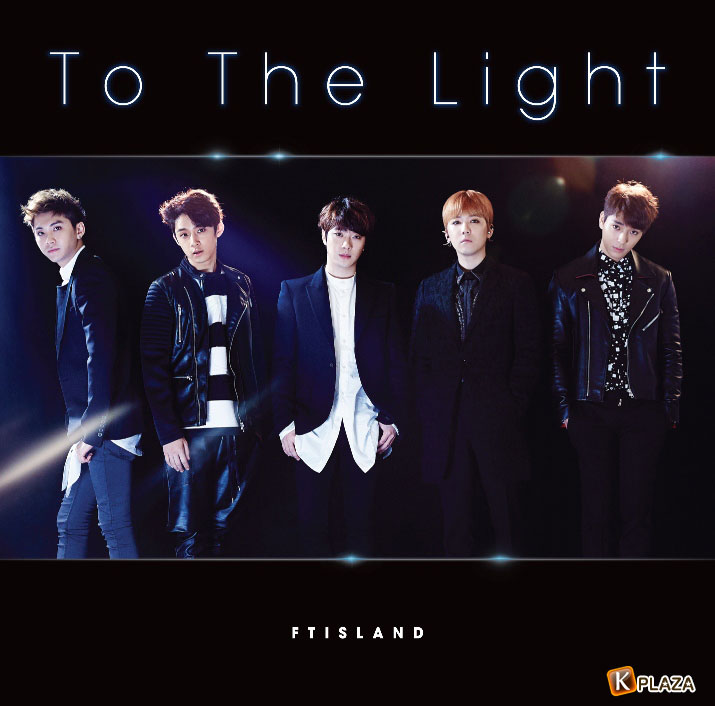 FTISLAND_To-The-Light初回A