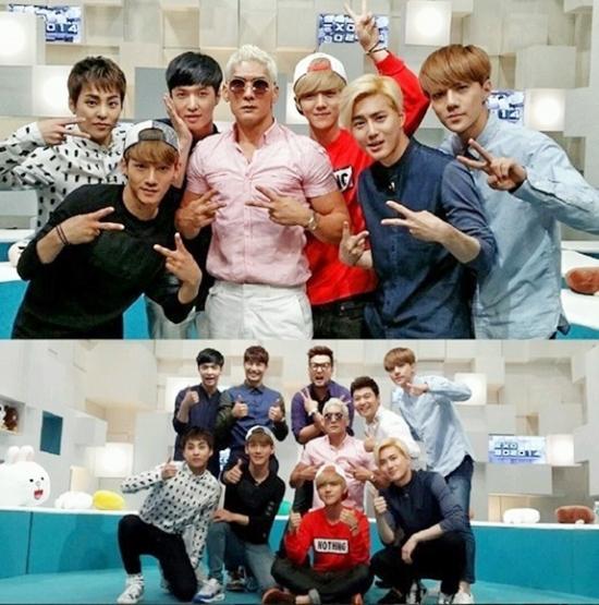 god&EXOの写真