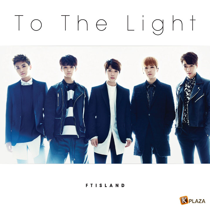 FTISLAND_To-The-Light通常盤