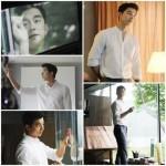 コン・ユ、広告撮影現場での写真公開!「立っているだけでロマンティック…」
